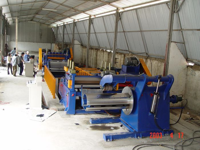 cut to length equipment