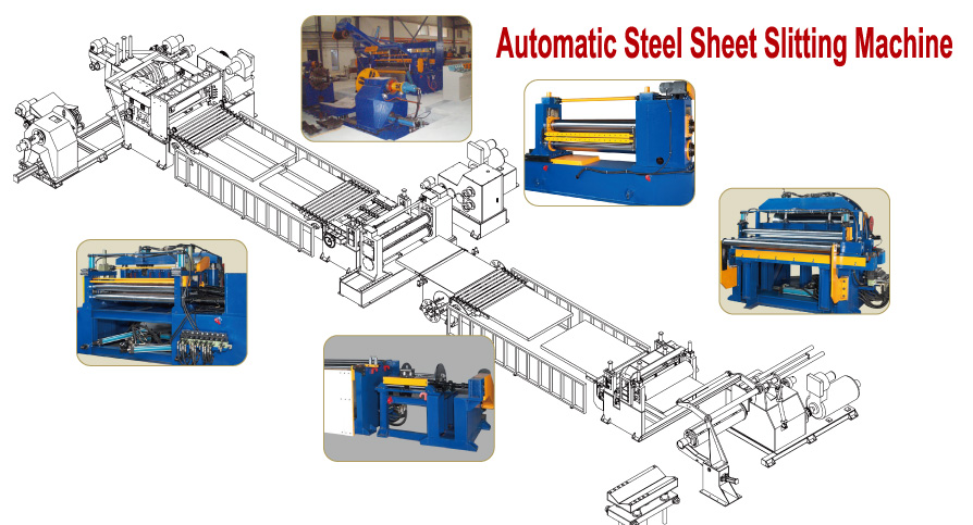 slitting machine, slitting machines, machine manufacturers
