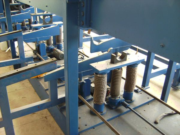 Hydrostatic Test Machine